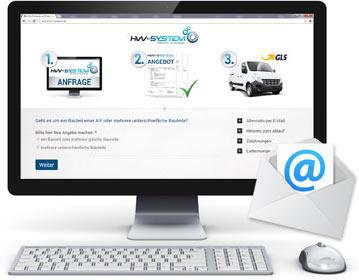 Anfrage Startseite Icon